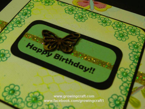 BOOK FOLD BIRTHDAY ALBUM