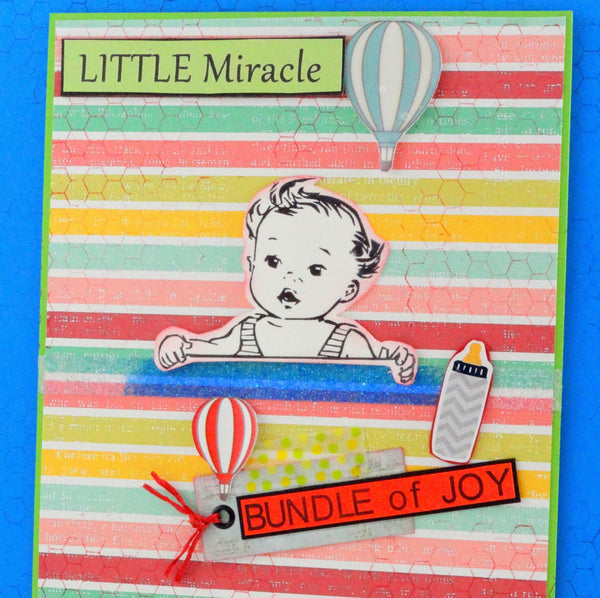 Little miracle - baby album
