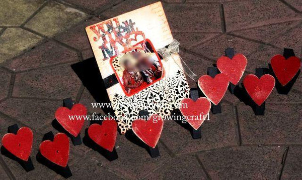 Photo frame- valentine