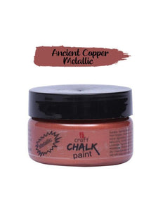 Metallic Chalk Paint - Copper