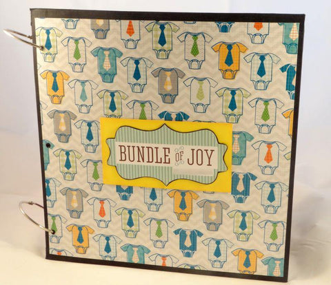 Bundle of joy-baby album