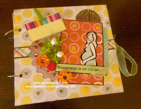 Happiness is on the way - pregnancy album