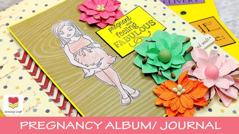 "Pregnancy Record Book - 7""x8"""
