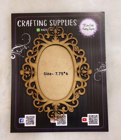 Ornate frames (Design no - 5)