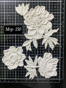 Resin embellishments (design no 57)