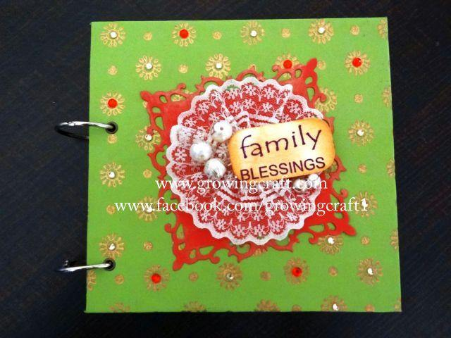 FAMILY BLESSINGS ALBUM