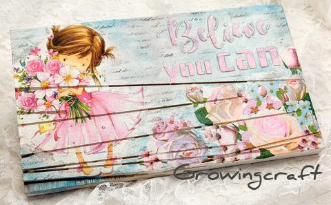 Believe You can - Wall hanging