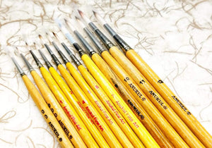 Paint brush ROUND - ANUKUL