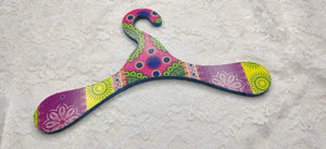 Colourful Kids Dress hanger