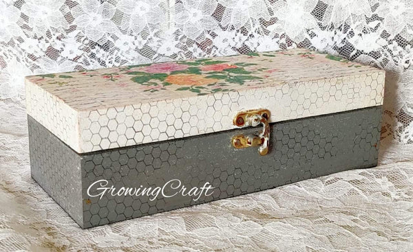 Customized Accessory Box with 3 slots