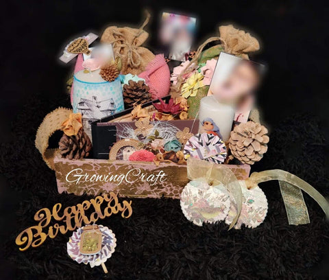Customized Birthday hamper