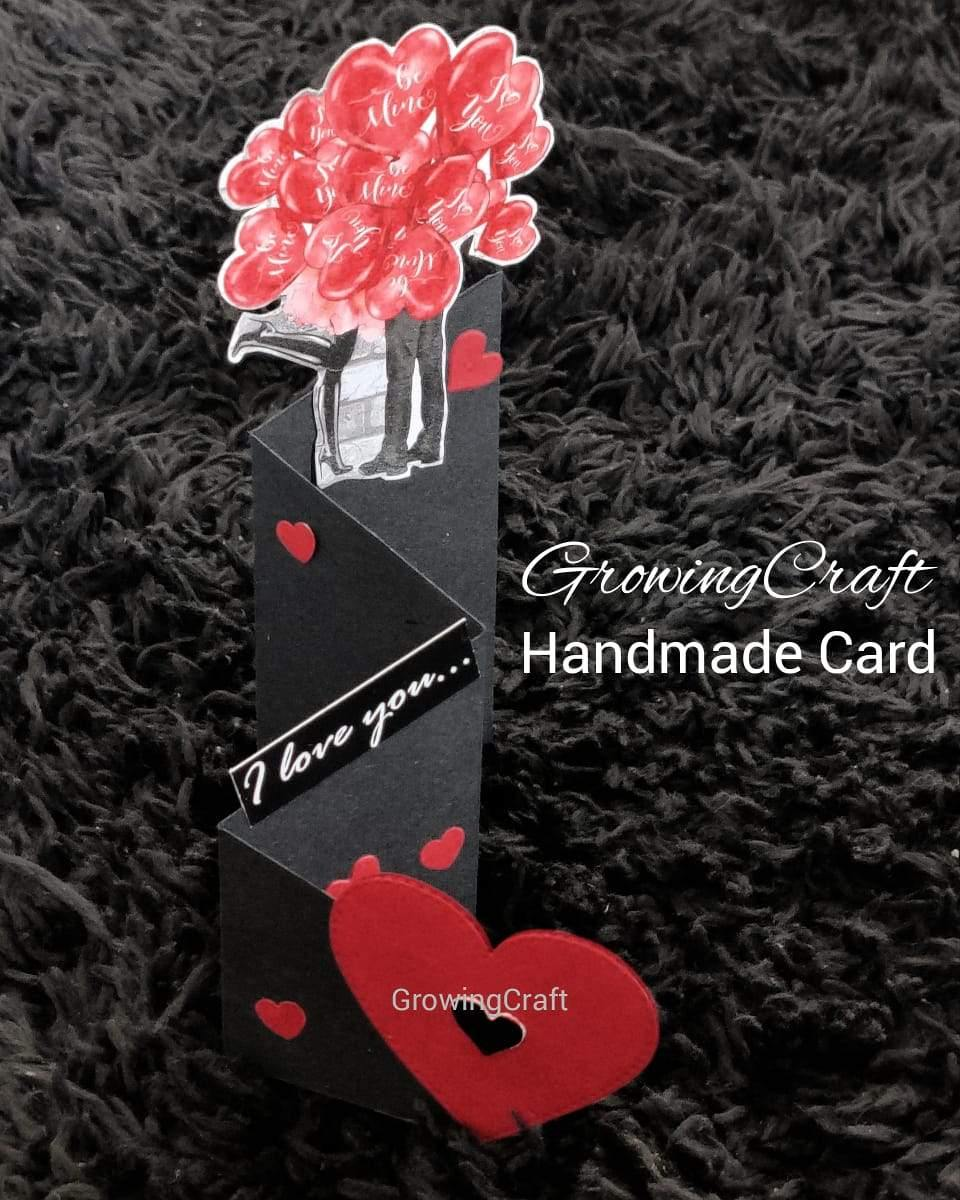 Foldable Love  card