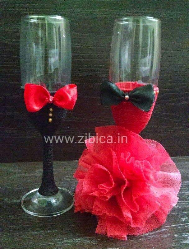 Couple Champagne glasses