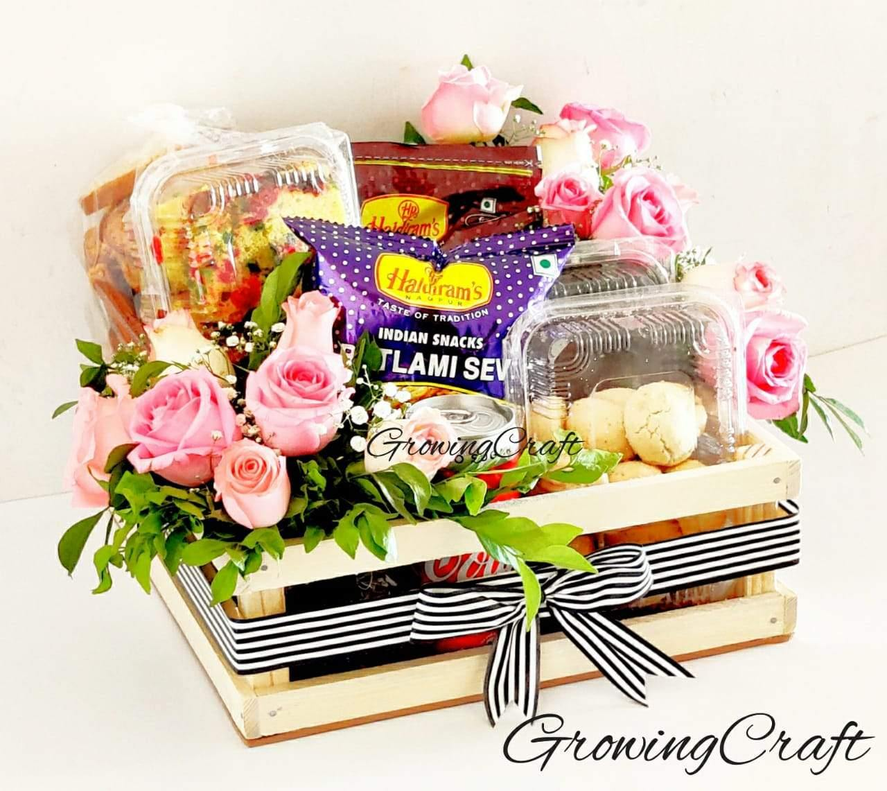 Customize Hamper