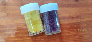 Glitter pack of 2 shades