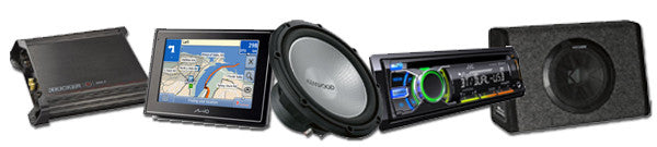 WE BUY, SELL & LOAN ON CAR AUDIO PRODUCTS!