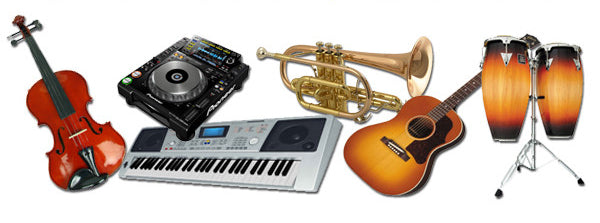 WE BUY, SELL & LOAN ON MUSICAL INSTRUMENTS!