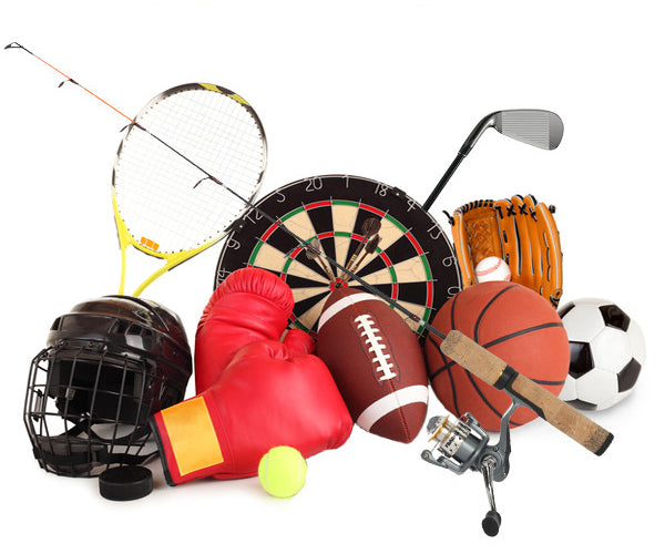 WE BUY, SELL & LOAN ON SPORTING GOODS!