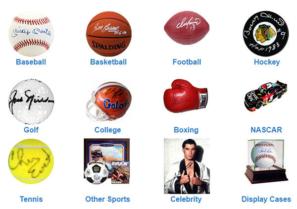 WE BUY, SELL & LOAN ON SPORTS MEMORABILIA!