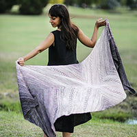 Fading Point Shawl Kit