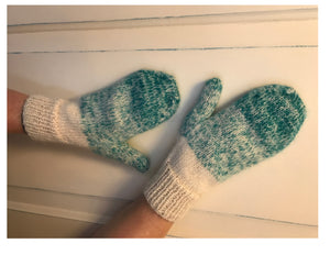 Shall We Mitts -Shibui Gradient kit