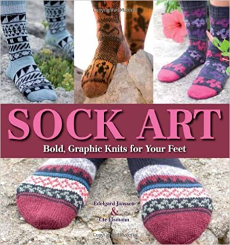 Sock Art:Bold Graphic Knits