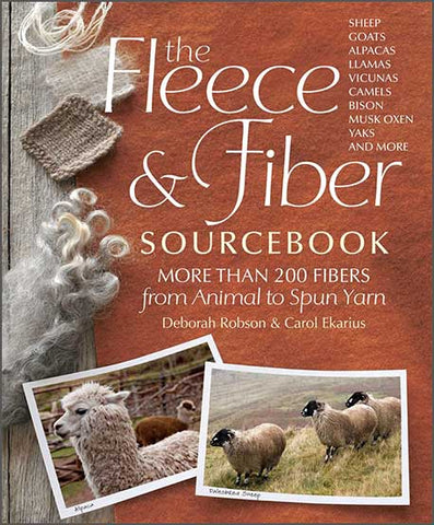 Fleece & Fiber Sourcebook