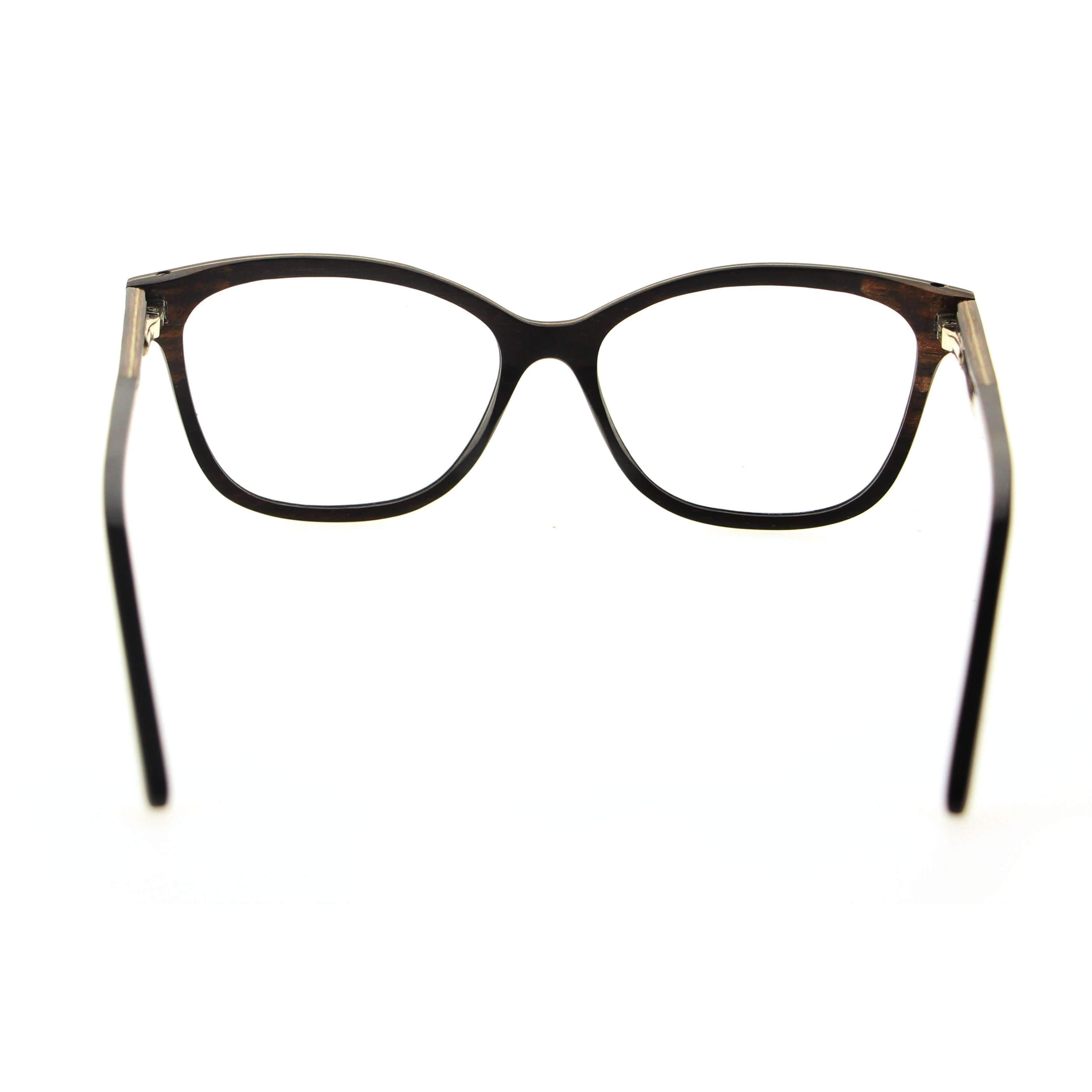 Vilo Optical Wooden Glasses - Heron: