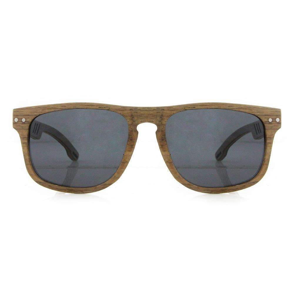 Vilo Wooden Sunglasses - Canyon:
