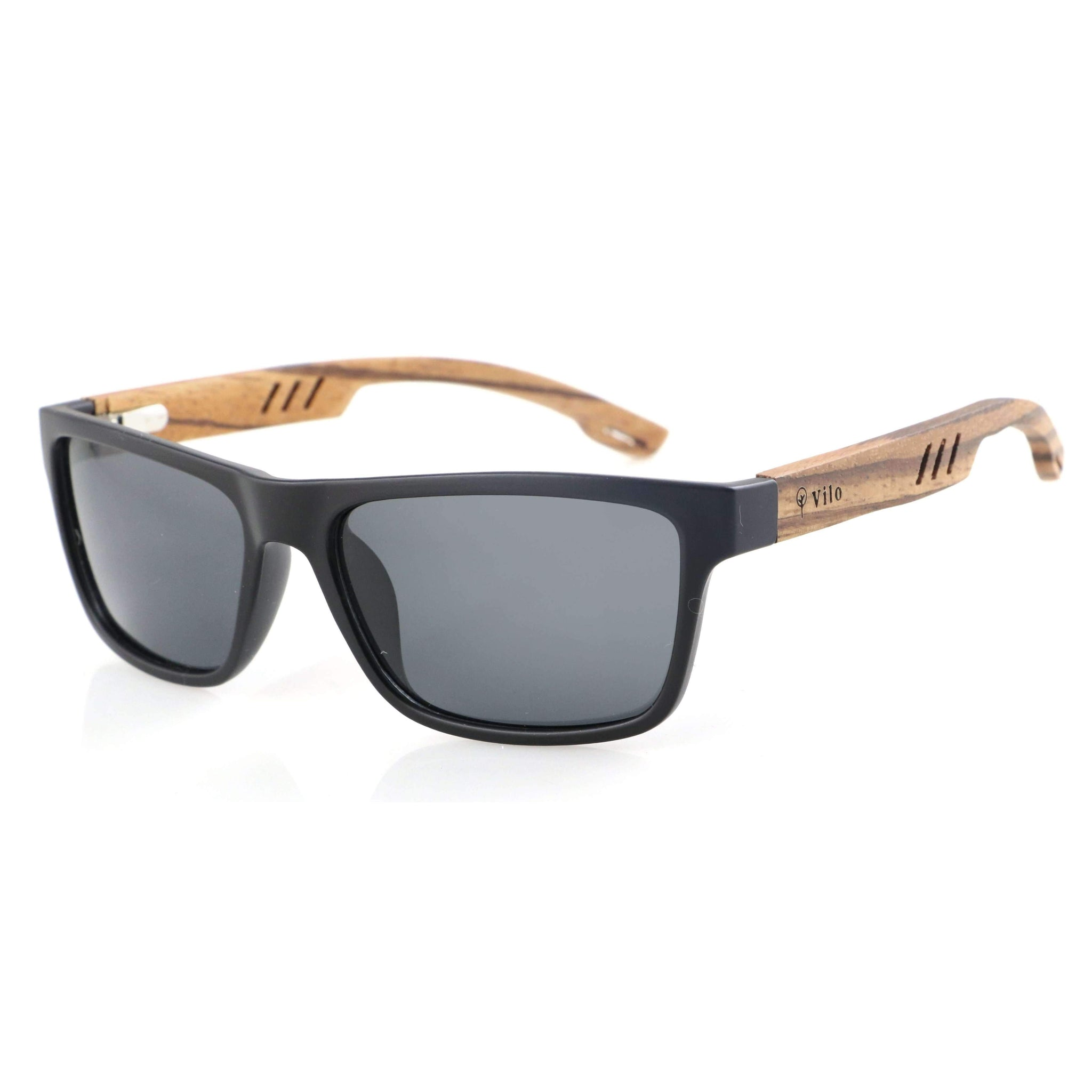 Vilo Mariner - Wooden Sunglasses: