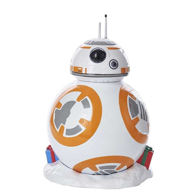 9.25 inch Batt Operated BB8 Led Treetop