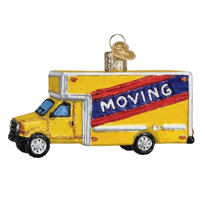 Moving Truck Ornament - Shelburne Country Store