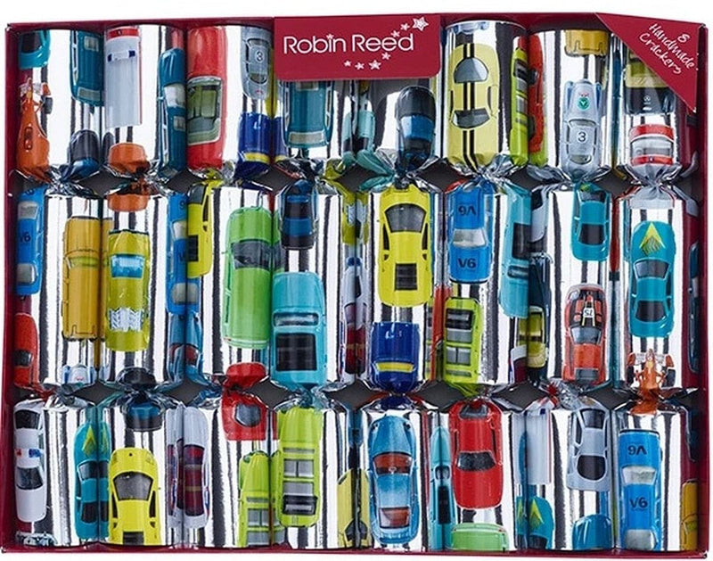 Racing Cars Party Crackers