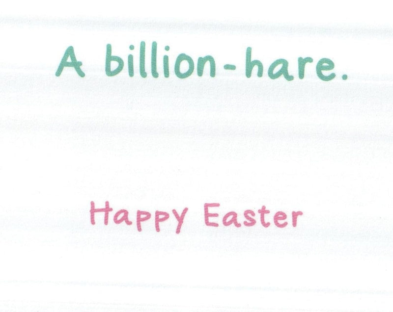Know what they call... Easter Greeting Card