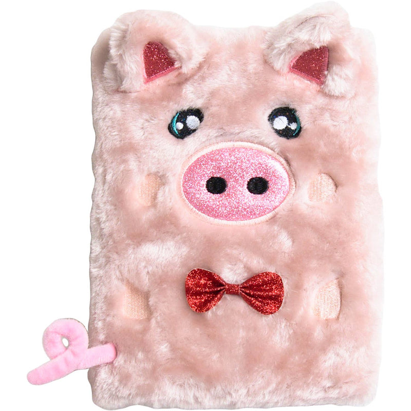 Nosey the Pig Plush Journal