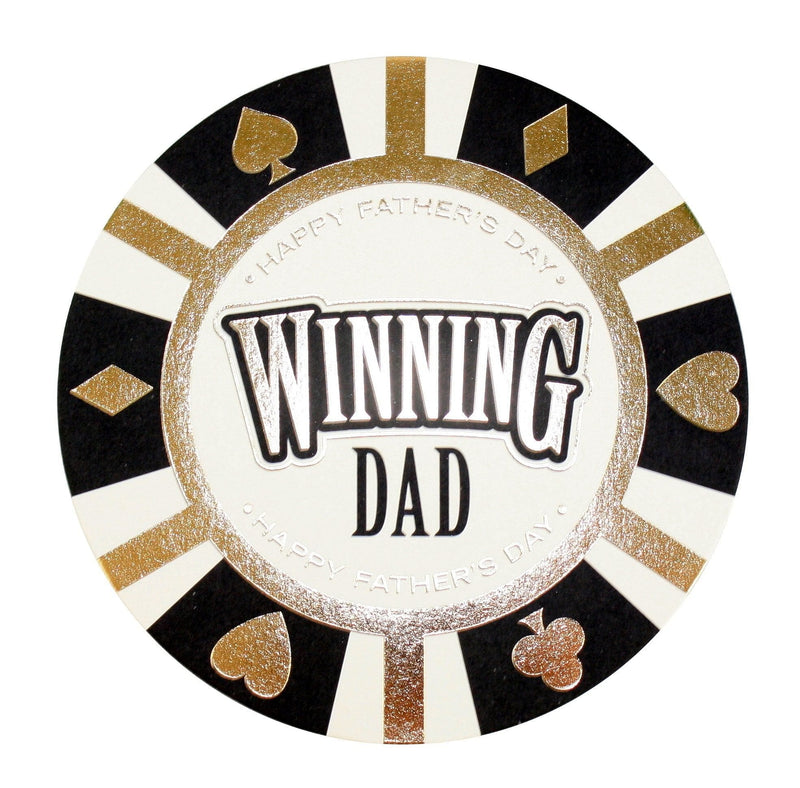 Winning Dad Token Card - Shelburne Country Store