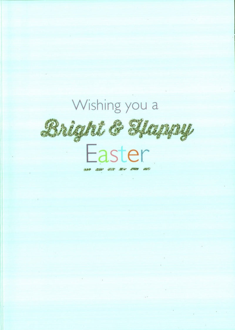 Easter Card - Bright and Happy