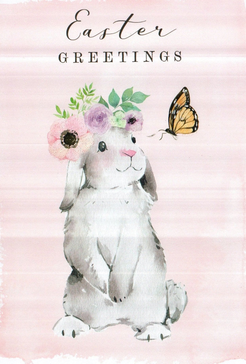 Easter Greetings Easter Card