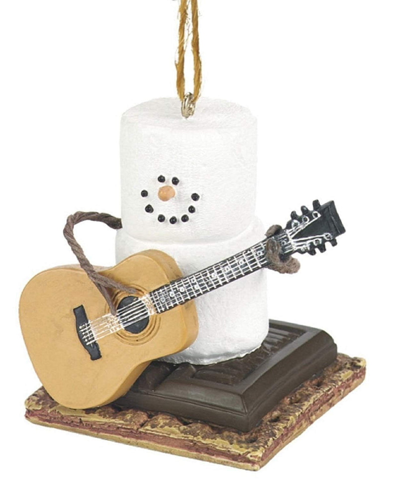 S'mores Guitar Ornament