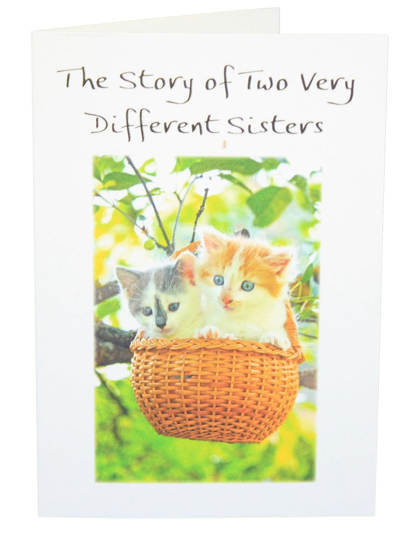 The Story of two very different Sisters