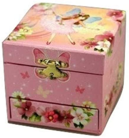 Fairy Ballerina Keepsake Music Box