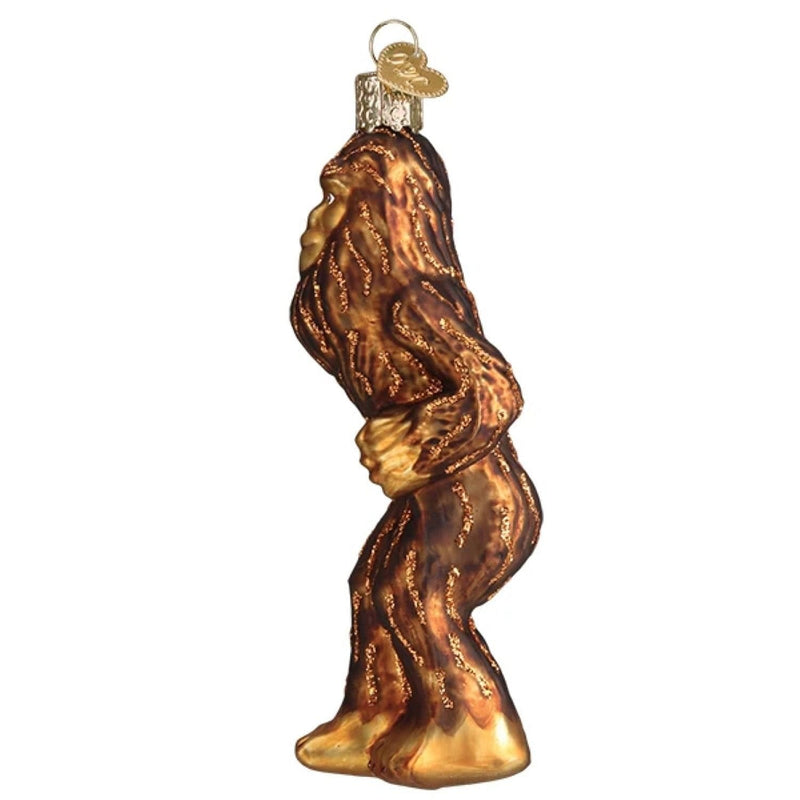 Sasquatch Ornament - Shelburne Country Store