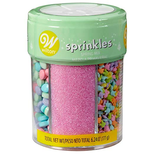 Easter 6 Cell Sprinkle Mix