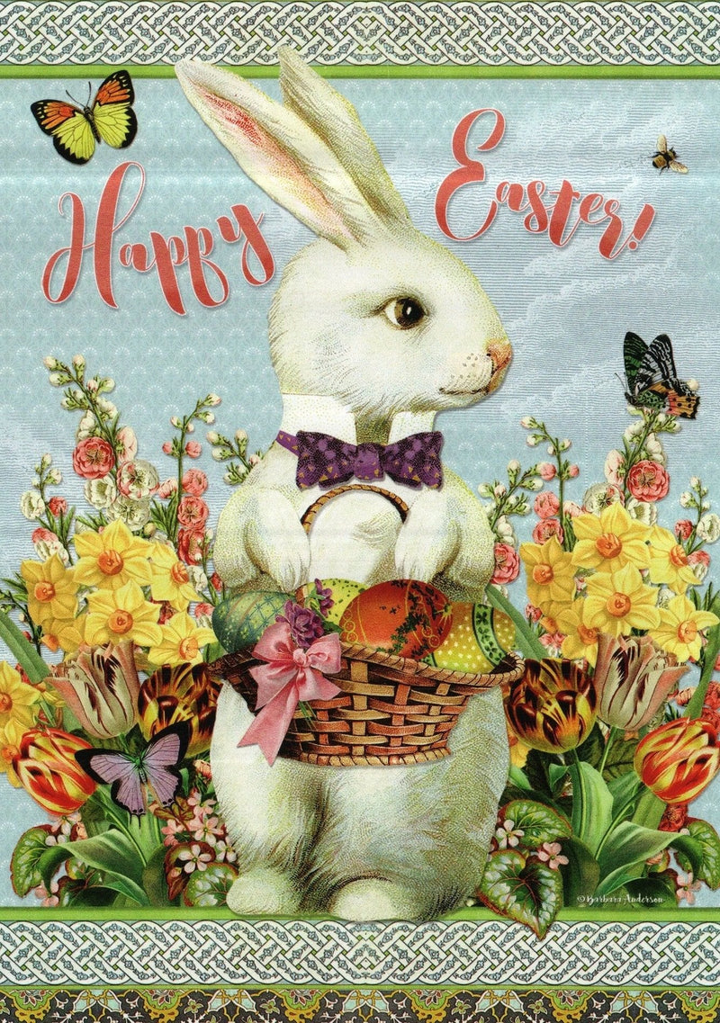 Happy Easter, Happy Spring Easter Card