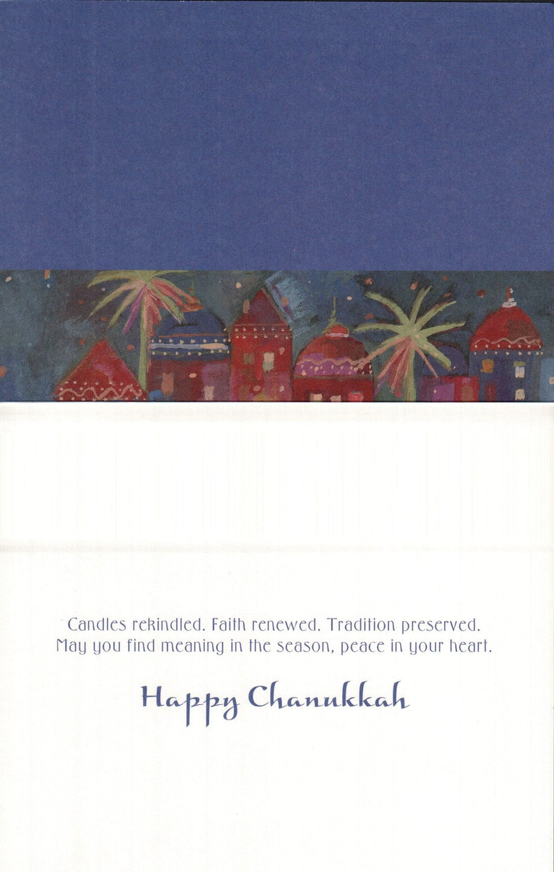 As You Celebrate Chanukkah Greeting Card