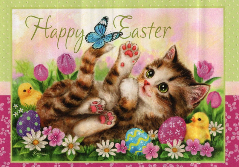 Sweet and Special Moments Easter Card