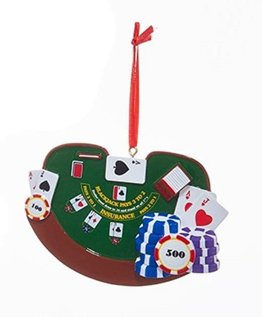 Game of Chance Ornament -
