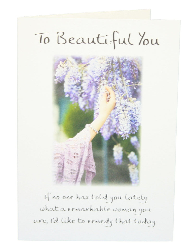 To Beautiful You
