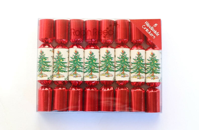Spode - Christmas Tree Mini Party Crackers