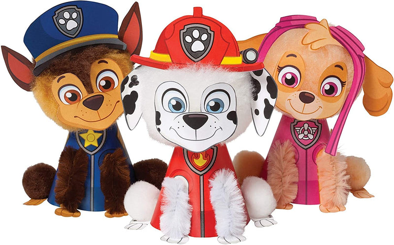Klutz Jr. My Paw Patrol Pom-Pom Pups Craft Kit